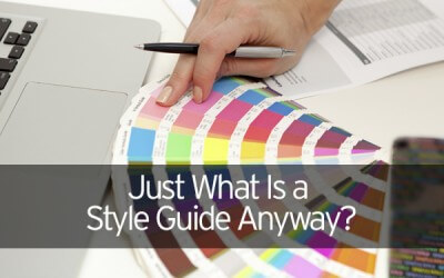 Just What Is a Style Guide Anyway?