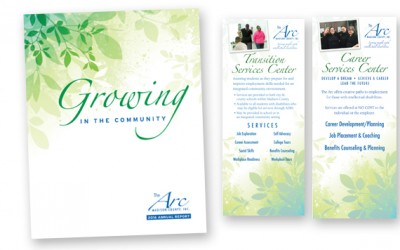 The Arc of Madison County Print Design Case Study