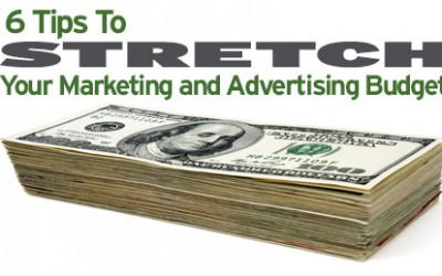 6 tips to stretch your marketing and advertising resources