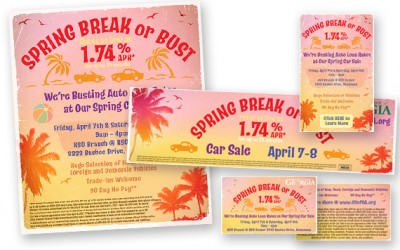 Credit Union of Georgia Spring Break Car Sale