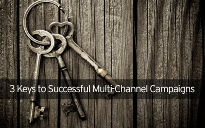 3 Keys to a Successful Multi-channel Marketing Campaign